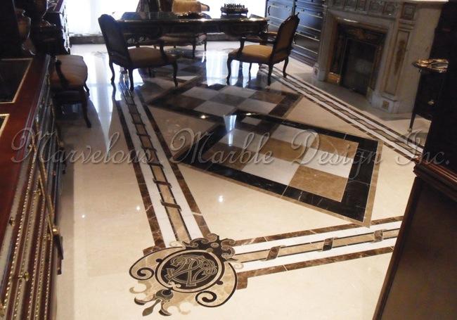 Marble Floor Design Marble Floor Design » Luxury Marble Floor Design Idea  In Ny,ca