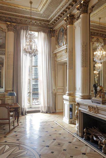 elegant marble floor design